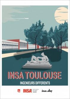 Affiche INSA Toulouse